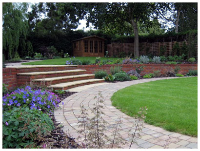 Christine Lees Garden Design - Qualified, Experienced Garden