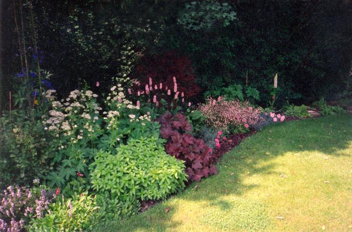Christine Lees Garden Design Planting Design For Borders And Beds